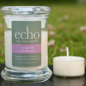 Echo Candles Mini Jar